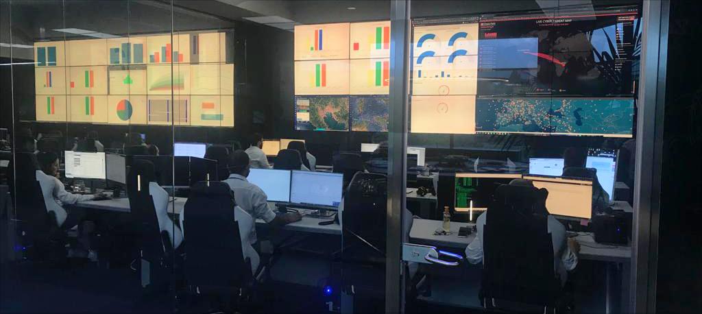 Security Operation Center di Intellisync